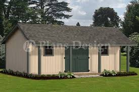 16x20 Shed Plans With Porch by 12x24 Shed Plans With Porch