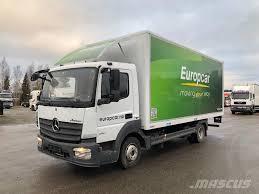 Mercedes-Benz Atego 816, Kaina: 39 500 €, Registracijos Metai: 2014 ...