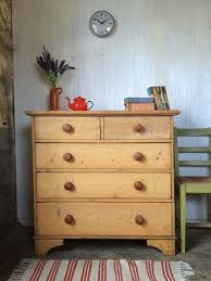 Leith Cabinet Works Classic Victorian Chest Of Drawers Pine A Simple