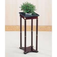 Indoor Plant Stand Outdoor Pedistal Plant Stand