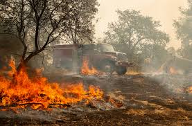 100 Redding Auto And Truck 393 Vehiclestarted Wildfires Reported In Butte County From