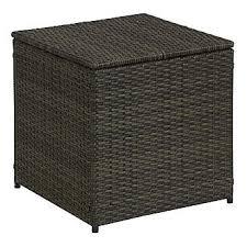 Grand Resort Patio Furniture by Amazon Com Grand Resort Monterey Cube Table Kitchen U0026 Dining