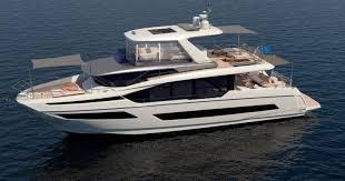 prestige yachts voller neuheiten im jahr 2020 yachting