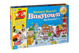Best Board Games For Toddlers Richard Scarrys Busytown Eye Found It