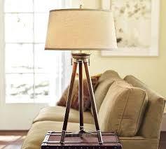 Pottery Barn Floor Lamps Ebay by Table Lamp Tripod Floor Light Wood Table Lamp Ebay Sainsbury