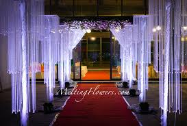 Entrance Decor Wedding Decorations
