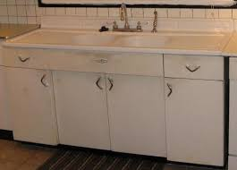 Vintage Youngstown Kitchen Sink Cabinet by Recent Youngstown Kitchen Sink And Base For Sale Forum Bob Vila