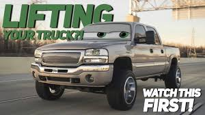100 Best Way To Lift A Truck 5 Things You NEED To Think About BEFORE You Lift Your Truck