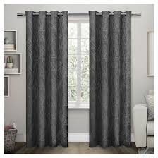 Dkny Mosaic Curtain Panels by Curtains 54 X 96 Target