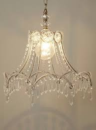 How To Make A Chandelier Lamp Shade