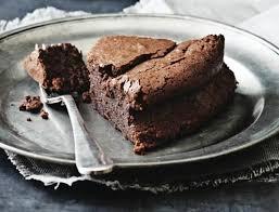 rezepte aus nur 5 zutaten schokoladen mandel torte