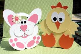Easter Crafts With Paper
