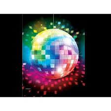 decoration anniversaire disco achat vente decoration