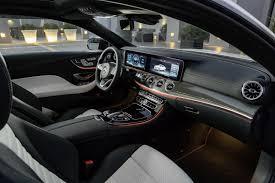 mercedes e class range new mercedes amg e50 4matic to lead e class coupe s range