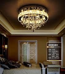 kreative deckenleuchte led kleines wohnzimmer licht