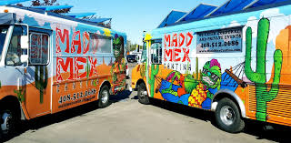 100 Truck Food Madd Mex Cantina S Catering Mexican Asian Cali Fusion