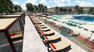 Grand Resort Patio Furniture Covers by The Pool Grand Sierra Resort