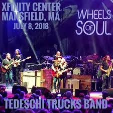 Tedeschi Trucks Band Live At Xfinity Center On 2018-07-08 : Free ... Tedeschi Trucks Band Made Up Mind Amazoncom Music At Central Park Summerstage Summer Is Coming Tedeschi Trucks Band Kicks Off Eighth Annual Beacon Residency In Poster Series On Behance Midnight In Harlem Live From Atlanta A Joyful Noise Relix Media Infinity Hall Popmatters Inside The Bands Traveling Circus Guitarplayercom Enter Photo Contest Full Show Audio Concludes Keswick Theatre Run