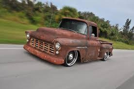 100 70s Chevy Truck 1955 Apache Rustina Revival