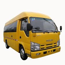 100 Isuzu Mini Truck High Quality Van Or Urban Logistics Bus For Loading Goods