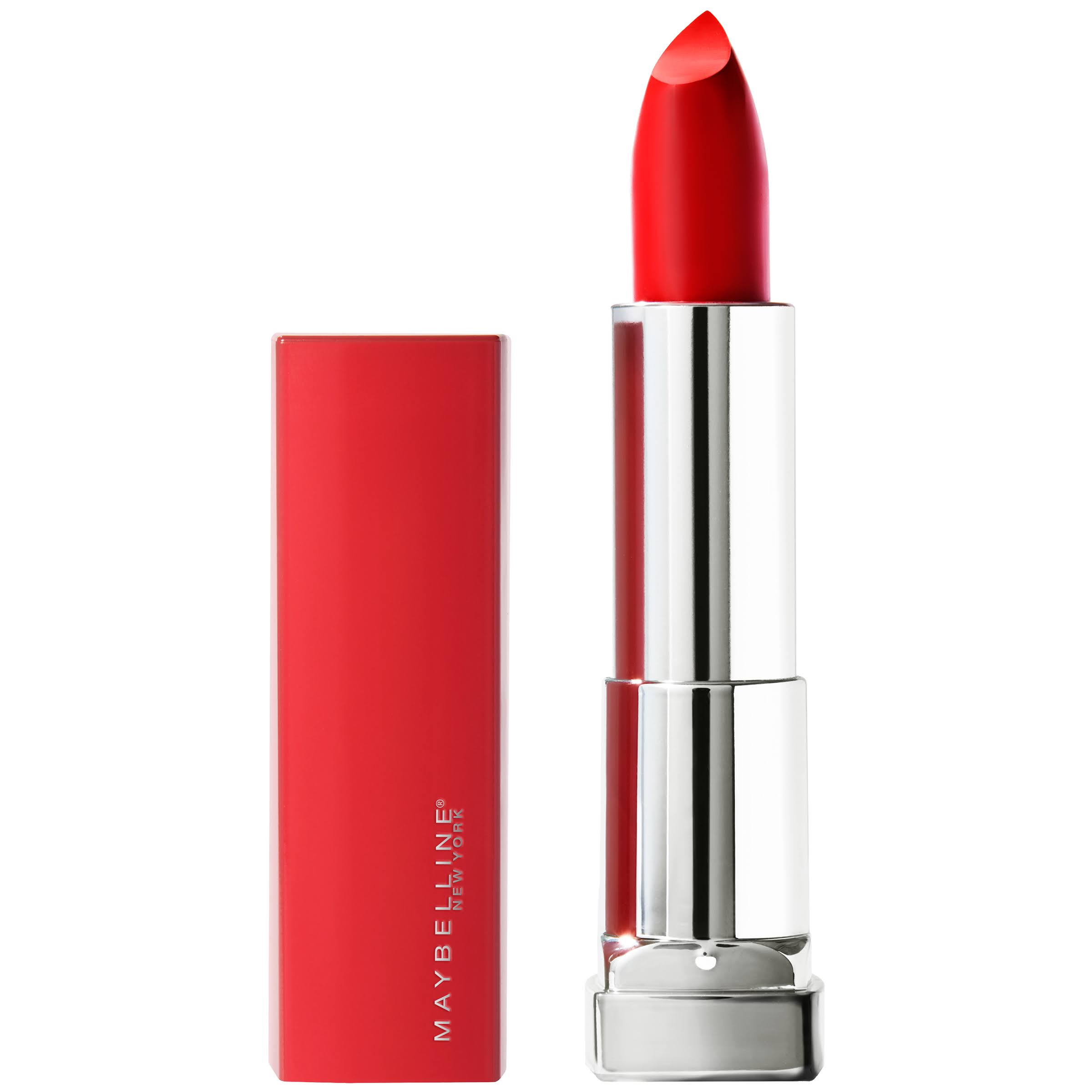 Maybelline ColorSensational Lipstick, Matte, Red for Me 382 - 0.15 oz