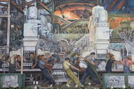 the jewel of detroit diego rivera s murals at the detroit