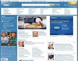 MSN launches new home page • Technology Bites