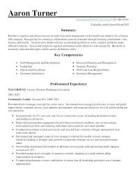 Sample Resume For Retail Store Manager District Fashion