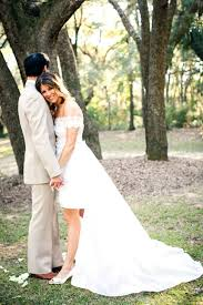 Wedding Dress With Boots Ask Maggie Cowboy Rustic Chic My High Low Country Dresses