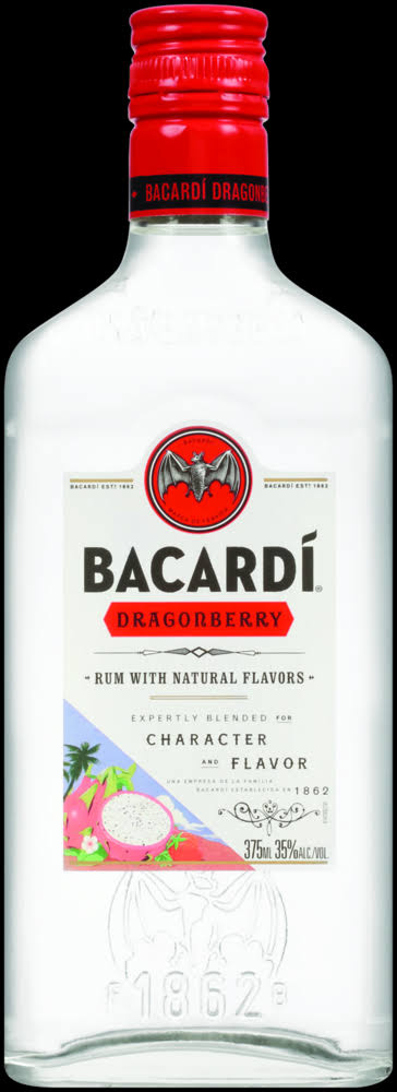 Bacardi Dragonberry Rum 375ml