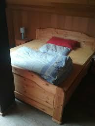 schlafzimmer komplett kiefer gelaugt geölt