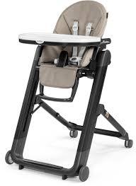 Peg Perego Siesta High Chair - Ginger Grey