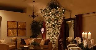New Trend Involves People Buying Upside Down Christmas Trees For Up To 1000