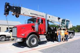 National NBT55 Boom Truck Joins Crane Services Fleet