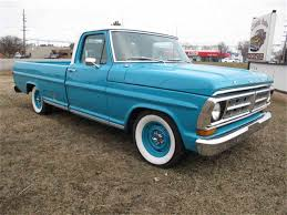 1971 Ford F100 For Sale | ClassicCars.com | CC-1086335 71vaf100 1971 Ford F150 Regular Cabs Photo Gallery At Cardomain F100 Long Bed Fleetside 71fo0434d Desert Valley Auto Pickup Trucks Stock Photos Images Shop Truck With 45k Miles Is So Much Want Fordtruckscom For Sale Near Mesa Arizona 85213 Classics On F350 Custom Camper Special Flatbed Pickup Truck Ford F100 Sport Custom Built By Counts Kustomsat Celebrity Cars Las