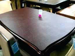 Sentry Table Pads Dining Room Medium Size Of Pad Amazing Custom Made