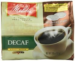 Melitta Coffee Pods For Senseo And Hamilton Beach Pod Brewers Decaf 16 Count