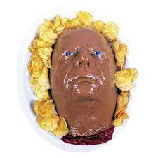 Halloween Jello Molds Brain by Gelatin Face Mold Decorations U0026 Props