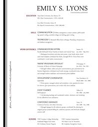 Waitress Resume Examples No Experience Your Prospex Cv