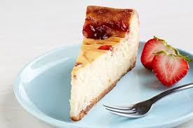 PHILADELPHIA White Chocolate Strawberry Swirl Cheesecake
