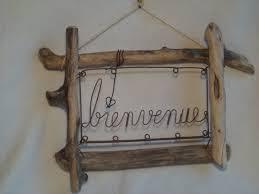cadre bois flotté décoration l habis