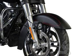 denali auxiliary light mount for select harley davidson