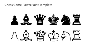 Free Chess Board Game For PowerPoint Editable In Useful Pieces Download