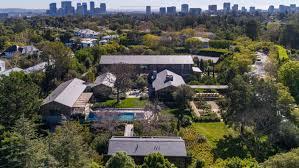 100 Holmby Hills La Estate Of Former Paramount Chief Brad Grey