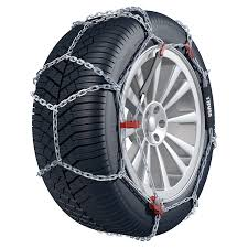 Thule CB-12 Snow Chains For MERCEDES-BENZ E-CLASS - Bj 03.02-12.08 ...
