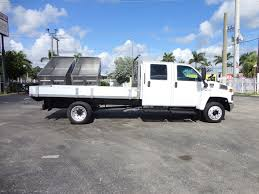 100 2009 Gmc Truck Used GMC C5500 CREW CAB 12FT STEEL FLATBED At Tri Leasing