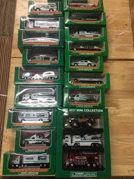 Hess 1998-2017 Complete Et Collection Of Miniatures Trucks 20 Trucks ... Hess Toy Truck Through The Years Photos The Morning Call 2017 Is Here Trucks Newsday Get For Kids Of All Ages Megachristmas17 Review 2016 And Dragster Words On Word 911 Emergency Collection Jackies Store 2015 Fire Ladder Rescue Sale Nov 1 Evan Laurens Cool Blog 2113 Tractor 2013 103014 2014 Space Cruiser With Scout Poster Hobby Whosale Distributors New Imgur This Holiday Comes Loaded Stem Rriculum
