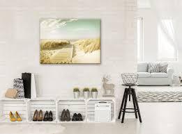 wandbild leinwandbild kunstdruck 147780fw strand strand sand