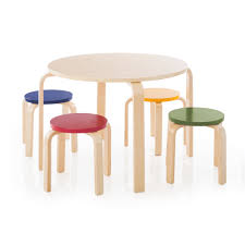 Kahn Kids 5 Piece Round Table And Stool Set & Reviews   Joss & Main Kidkraft Farmhouse Table And Chair Set Natural Amazonca Toys Nantucket Kids 5 Piece Writing Reviews Cheap Kid Wood And Find Kidkraft 21451 Wooden 49 Similar Items Little Cooks Work Station Kitchen By Jure Round Ding Vida Co Zanui Photos Black Chairs Gopilatesinfo Storage 4 Hlighter Walmartcom Childrens Sets Webnuggetzcom Four Multicolored