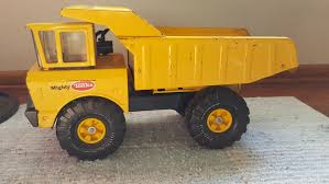 Vintage Metal Mighty Tonka Dump Truck At PayneDecorGiftsMore ... Amazoncom Tonka 93922 Classic Steel Crane Vehicle Toys Games Toystate Caterpillar Metal Machines 797f Dump Truck Cstruction Equipment Tonka Mighty Diesel Pressed Steel Metal Cstruction Dump Truck Ts4000 Amazoncouk Mighty With Bonus Tools Big W Mighty Toy 1960s Pressed Large Pictures Dump Truck 768metal10 By 16 Classics Mightiest At Ape Australia Canada